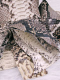 Free Shipping on Natural Python Snake Skin Scraps