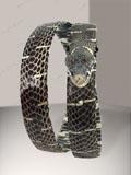 Free Shipping on Implora Natural Mangrove Head Snake Belt