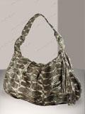 Free Shipping on Implora Natural Mangrove Medium Hobo Bag
