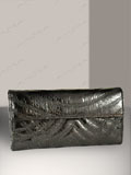 Free Shipping on Implora Black Cobra Snakeskin Lady Wallet