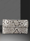 Free Shipping on Implora Natural Python Lady Wallet
